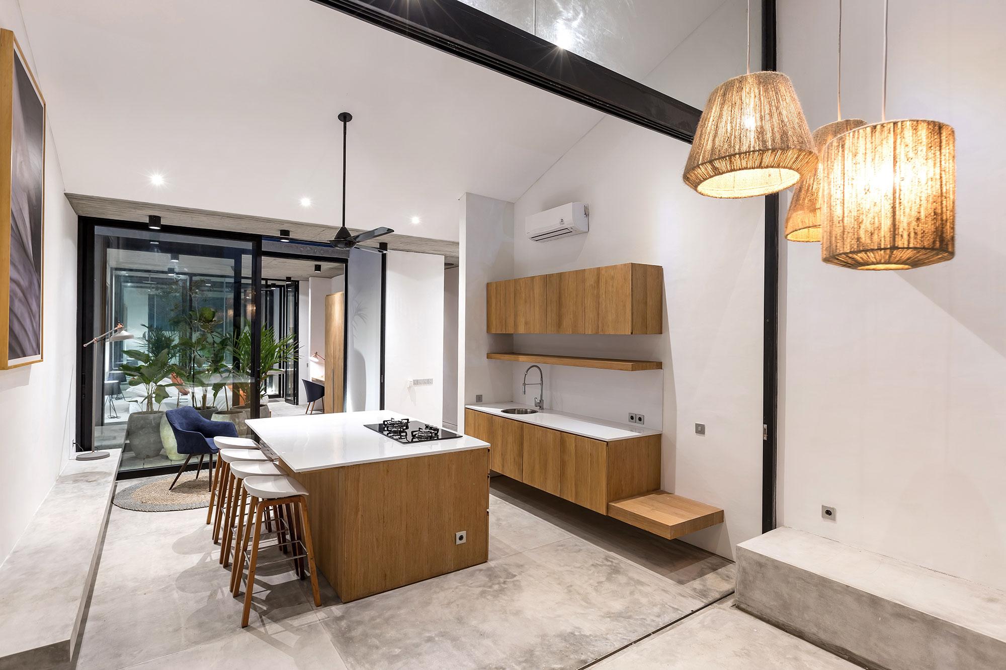 Teras Apartments - Interior