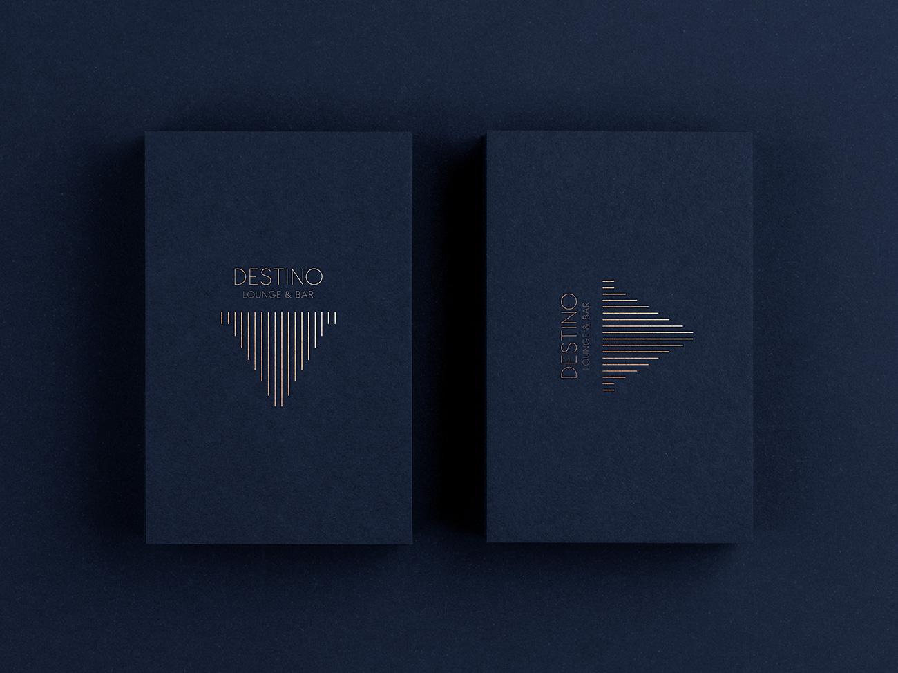 Destino-Gold-Foil-Business-Card